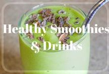 Healthy Smoothies/Drinks / Smoothies, Drinks and Juice breakfast recipes for weight loss.