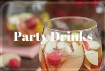 Party Drinks / Party Drinks, Alcoholic Beverages Recipes