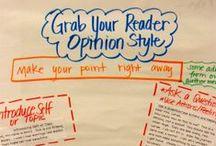Opinion/Persuasive Writing / by Alyssa Robbins