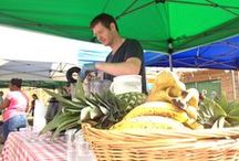 Stepney City Farm Farmers' Market / Visit our Farmers' Market every Saturday for the best in fresh, local produce. An ace market with a Farm attached. / by Stepney City Farm