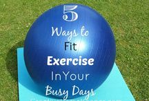 Exercise- Stability Ball