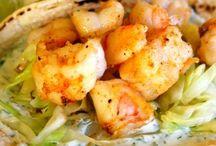 Recipes- Seafood