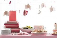 Celebrated: Book Exchange Party / by Tegan Knifton