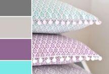 Home: Colour Scheme / by Ashleigh Irwin