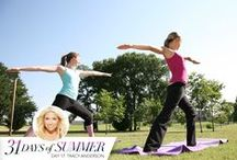 Getting healthy / by Alyssa Robbins