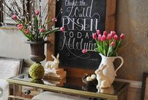 Happy {Spring} Holidays / by Sarah Leftwich