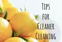 Home: Cleaning Tips / by Ashleigh Irwin