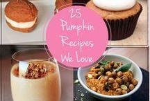 Foodie: Pumpkin Everything / by Ashleigh Irwin