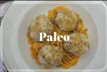 Paleo / Breakfast, lunch, dinner Paleo diet recipes, gluten-free for weight-loss.