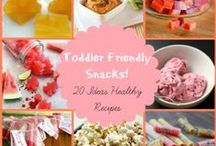 Kid-Friendly Yummies, Food, & Snacks / Healthy eats and recipes for the littles in our lives.  #realfood #kidfriendlyrecipes #kids #mom #healthykids #unprocessedrecipes
