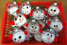 Christmas - crafts / by Kiersten Cutsforth