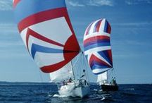 Sailing - Bays, Sounds, Seas / Sailing for pleasure or competition, as in sport, can be a delight or a disaster - your choice, your experience - challenging, unpredictable, fun.