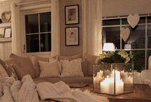 Living Room / by Crystal Hickey