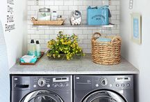Laundry Room / by Crystal Hickey