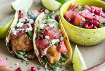 Taco Tuesday / Taco recipes so creative and delicious, they deserved their own board.