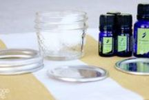 essential oils / by Karen Hodges