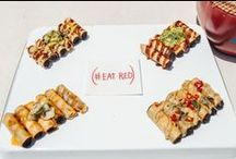 EAT (RED). DRINK (RED). SAVE LIVES. / From June 1 – 10, where and what you decide to eat and drink can help fight AIDS. (RED)'s joined forces with Mario Batali, Pat LaFrieda to turn restaurants, bars and food trucks (RED). EAT (RED). DRINK (RED). SAVE LIVES with us. www.red.org/eat / by (RED)