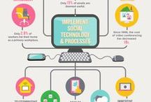D! Infographics / Icons design