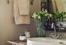 Bathrooms / by Sarah Leftwich