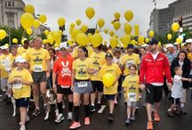 Race For Hope - Team DC / Photos from David Cook at Race for Hope along the years (Credits to the various photographers)
