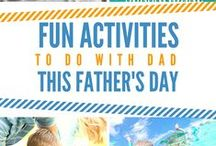 Father's Day Inspiration / Take a look at these great Father's Day attractions, activities and dining specials in Greater #FortLauderdale !