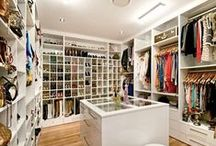 decor - closet / by Lindsay King