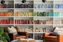 decor - shelving/organization / by Lindsay King