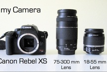 Camera Tutorials / by Blaise Lowe