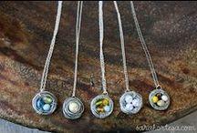 Crafty Stuff--Jewelry / Some ideas... / by Blaise Lowe