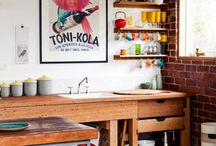 Eclectic kitchens / Beautiful ideas for beautiful kitchens