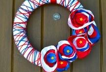 Holidays--America the Beautiful / by Blaise Lowe