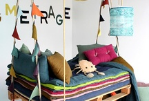 Kids Room ★ Interior Design / by Fiodelight