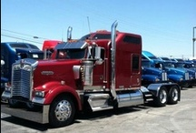 Trucks, trucks, trucks, and trucks!