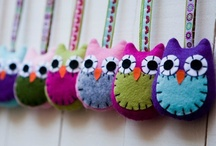 Crafty Stuff--Felty-ness / by Blaise Lowe