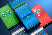 UI / UX / Interfaces, projetos gráficos, identidades visuais