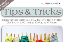 Yarn Organization and Yarn Tips / by AllFreeCrochetAfghanPatterns