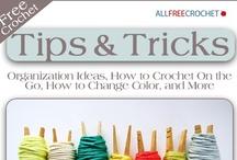 Yarn Organization and Yarn Tips / by AllFreeCrochetAfghanPatterns