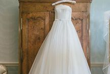 Wedding Dress Inspiration / Wedding dress ideas and bridal wedding accessories which I love - I hope you love them too!