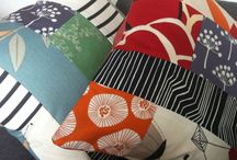 Design project: Scandi patchwork cushions
