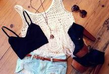 Outfits / by Delaney Dyer