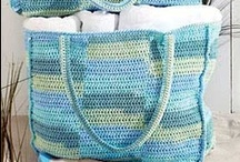 Summertime Craft Projects / Browse various craft ideas for summer including arts and crafts projects, free crochet patterns, crochet hat patterns, womens crochet dresses,  free crochet afghan patterns, crochet for kids, free knitting patterns, and more.