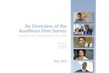 Kauffman Firm Survey (KFS) / The Kauffman Firm Survey (KFS) is a panel study of 4,928 businesses founded in 2004 and tracked over their early years of operation. The survey focuses on the nature of new business formation activity; characteristics of the strategy, offerings, and employment patterns of new businesses; the nature of the financial and organizational arrangements of these businesses; and the characteristics of their founders. http://www.kauffman.org/kfs