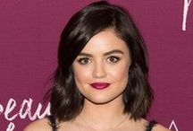 Lucy Hale / We love Lucy Hale! From Pretty Little Liars and movie news, to her best fashion and beauty moments.  / by TeenVogue