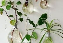 Craft ideas + DIY projects / DIY projects for DIY home decor and gifts
