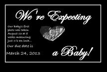 Baby Luna  / It's a BOY!; album about pregnancy fashion/ideas/tips :) ETC / by Janet Huerta Luna