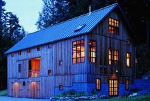 the Barn / Inspiration for our old sheds