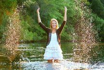 Senior Photo Inspiration / by Tiffany Kelley