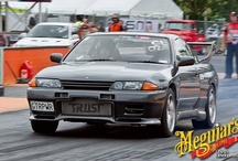 Drift and Drag Racing