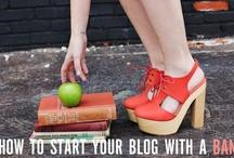 Bloggin' / by Blaise Lowe