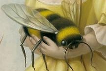 Bees / by Elizabeth Mackey
